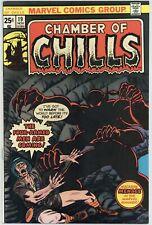 "Chamber of Chills #19 Comic Book 2/"" X 3/"" Fridge Magnet Misfits"