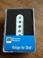 Seymour Duncan SSL-2 Vintage Flat CA 50's Pickup For Stratocaster 11201-03 New