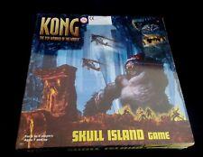 KONG THE 8TH WONDER OF THE WORLD - SKULL ISLAND GAME  NEW/SEALED PRESSMAN