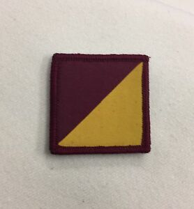 RRF TRF Badge, Royal Regiment of Fusiliers Army Patch, Military, Hook Loop