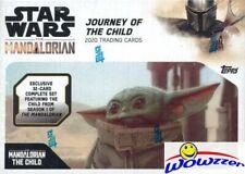 2020 Topps Star Wars: Mandalorian Journey of the Child BABY YODA Sealed Box