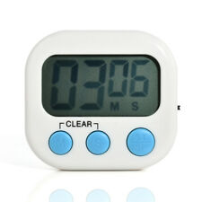 Large LCD Digital Kitchen Cooking Timer Count-Down Up Clock Loud Alarm 1PC L7S