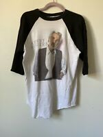 VTG KENNY ROGERS Jersey T Shirt THE '86 TOUR The Gambler OG 1980s Made In USA XL