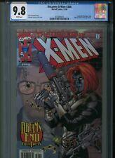 Uncanny X-Men 388 CGC 9.8 Mystique Wolverine Dream's End Ms. Marvel 18
