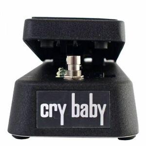 Jim Dunlop GCB95 Crybaby Wah Wah Guitar Effects Pedal - Black
