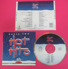 CD HOT HITS DANCE TWO compilation DA BLITZSCOOTER SUSAN K MARY JAY MO DO (C45)