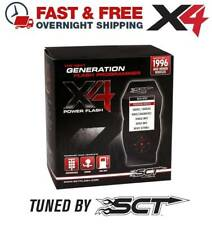 SCT X4 7015 Performance Flash Tuner 2000 Ford Mustang 4.6L