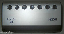 CANTON Combi 70 Lautsprecher Umschaltbox 7-LS Paare Vintage 1980er Jahre