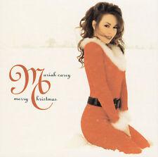 MARIAH CAREY CD Merry Christmas 1994 Holiday Music Brand New Sealed Santa Claus