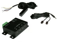 Plasma Proof Remote Control Ext Kit-Controls 2 Devices attaches to edge of TV
