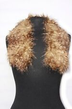 Animal Print Trendy Ladies Winter Faux Fur Neck Warmer Collar Snood Snuggle(S74)