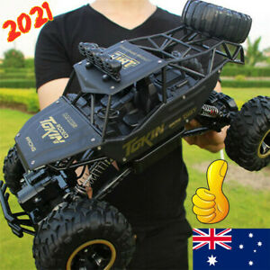 1/12 RC Cars Off Road Battery Electric Truck Remote Control 4WD 2.4G Monster