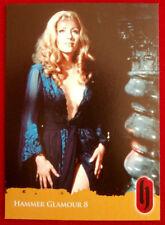HAMMER HORROR GLAMOUR - Ingrid Pitt - Card C8-S2 Strictly Ink 2010