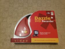 Dazzle DVD Recorder Save Enhance Share Capture Video