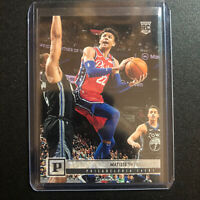 2019-20 Panini Chronicles #102 Matisse Thybulle RC Rookie Philadelphia 76ers
