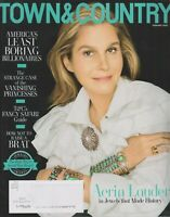Town & Country February 2020 Aerin Lauder in Jewels That Made History (Magazine: