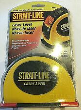Strait-Line 64001 Laser Line Generator DIY Builders Tool Dado Rails, Mouldings
