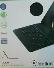 NEW!!  belkin QODE SLIM STYLE KEYBOARD CASE For GALAXY Tab 4 10.1