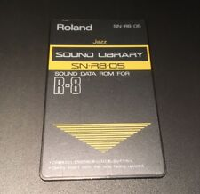 ROLAND R8 Cartridge Card Jazz