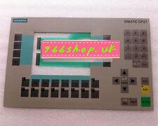 SIEMENS 6AV3627-1LK00-0AX0 6AV3 627-1LK00-0AX0 OP27 Membrane Keypad