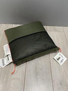 IKEA Faltmal Cushion Green Quilt Sleeved Blanket Slanket Svën 504.926.27 BNWT