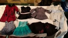 HUGE 75+ PIECE LOT OF AMERICAN GIRL DOLL CLOTHING SHOES ACCESSORIES AND OTHER