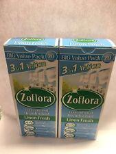2x 500ml Zoflora Disinfectant (Linen Fresh)