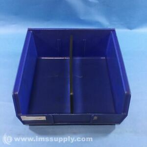 Akro Mils 30-235 Blue Hang and Stack Bin 9021