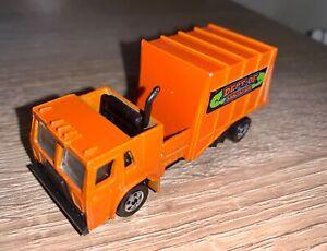 Hot Wheels Blackwall Trash Truck