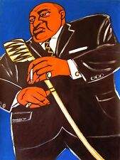 JIMMY RUSHING PRINT poster jazz five feet of soul cd everyday I have the blues