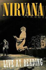 "Nirvana Poster ""LIVE AT READING"""