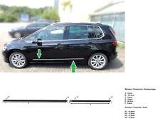 Zierleiste Seitenschutz Türschutz Leisten für VW Golf Sportsvan 5-Türer 2014-