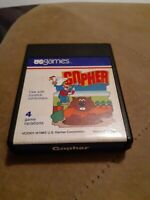 GOPHER by US GAMES for Atari 2600 ▪︎ CARTRIDGE ONLY ▪︎FREE SHIPPING ▪︎