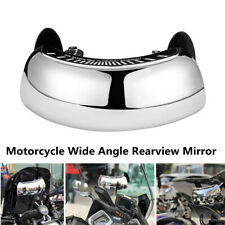 Aluminum Universal Motorcycle Modification Anti-glare Rearview Mirror Wide Angle