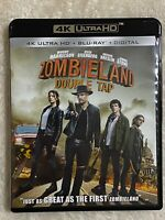 ZOMBIELAND DOUBLE TAP - 4K Ultra HD UHD disc only (No Blu-ray or Digital Copy)