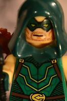 FW2 DC Super heroes White Lantern Corps FLASH figure US Seller Green