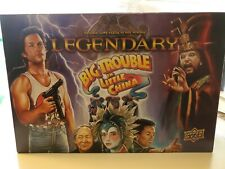 Big Trouble in Little China Board Game Legendary Jack Burton Cult Film Epic