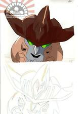 ACH29026 Transformers Beast Wars Anime Production Cel + Douga