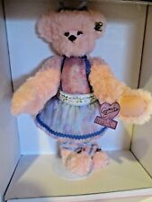 Bear Teddy Annette Funicello Jointed 15.5 in Limited Ballerina Sophia NOS #999