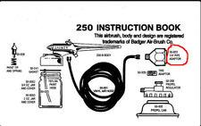 """BADGER 50023 1/4"""" pipe adaptor"""