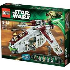 LEGO Star Wars Republic Gunship 75021 - Brand New - Factory Sealed
