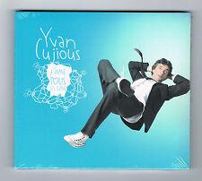 YVAN CUJIOUS - J'AIME TOUS LES GENS - CD 11 TITRES - 2012 - NEUF NEW NEU