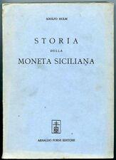 Storia della moneta siciliana - Adolfo Holm