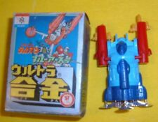 TEKKAMAN NAKAJIMA TERRA AZZURRA ROBOT St CAST METAL FIGURE JAPAN vintage'70 BOX