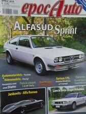 epocAuto 2019 4.Alfa Romeo Alfasud Sprint,Lancia Beta coupé Volumex,BMW M3