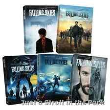 Falling Skies: Complete SciFi TV Series Seasons 1 2 3 4 5 Box / DVD Sets NEW!