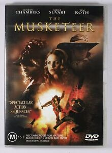 The Musketeer DVD FREE POST