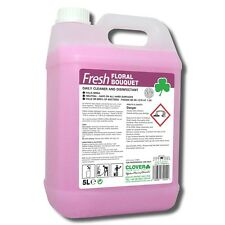 FRESH FLORAL BOUQUET DAILY CLEANER & DISINFECTANT CLOVER CHEMICALS INC FAST P&P