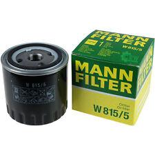 Original MANN-FILTER Ölfilter W 815/5  Oil Filter