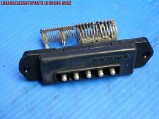 90-95 PORSCHE 944S2 968 BLOWER MOTOR RESISTOR OEM ( TESTED ) 94461610500